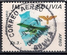 (A) Bolivia 1974 -  Airmail Stamps - The 50th Anniversary Of The Bolivian Air Force - Bolivia