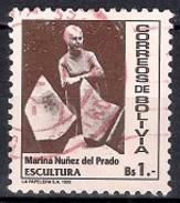 (A) Bolivia 1993 - Personalities - Bolivia