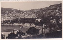 CARD PHOTO FRANCIA (06) VILLAFRANCA SCRITTO MANUALMENTE SUL RETRO FORSE 1934 FP-VDB-2-  0882- 27009 - Villefranche-sur-Mer
