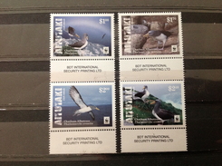 Aitutaki - Postfris / MNH - Complete Set WWF Albatros 2016 - Aitutaki