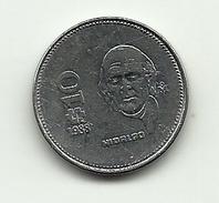 1988 - Messico 10 Pesos, - Messico