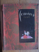 VINTAGE ORIGINAL MAGAZINE FEMINA NOEL 1921 - ART DECO - 116 Pages - Illustrateurs L. BENIGNI - G. BARBIER - BENITO - Fashion