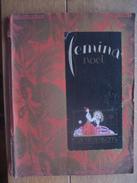 VINTAGE ORIGINAL MAGAZINE FEMINA NOEL 1921 - ART DECO - 116 Pages - Illustrateurs L. BENIGNI - G. BARBIER - BENITO