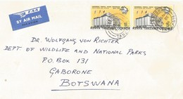 Tanzania 1974 Arusha UPU HQ Bern Cover - Tanzania (1964-...)