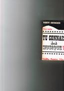 Robert Abirached (Beyrouth Liban) Pièce Inédite Tu Connais La Musique ? Théâtre Ouvert Stock Avec 2 Lettres De L'auteur - Livres, BD, Revues