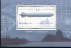 Bund Block 69 Historischer Luftschiffverkehr LZ 127 Graf Zeppelin Tag Der Briefmarke  Postfrisch MNH ** - [7] West-Duitsland