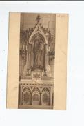 OLLIGNIES (LESSINES HAINAUT) L'AUTEL DE LA SAINTE VIERGE 1934 - Lessines