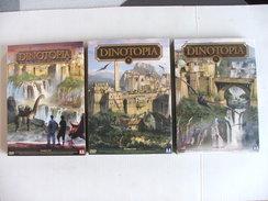 Dinotopia 1-2-3 Complet 6dvds - Fantasy