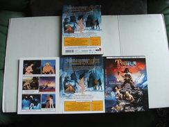 Tygra La Glace Et Le Feu Ralph Bakshi 2dvds - Fantasy