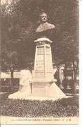 N°1999 - Châlon Sur Saone - Monument Chabas - Chalon Sur Saone