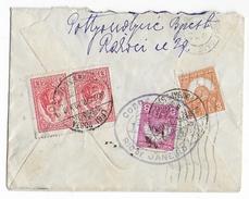 HONGRIE - 1930 - ENVELOPPE Par AVION De BUDAPEST => BRESIL Avec CACHET De RIO DE JANEIRO + TOULOUSE (FRANCE)