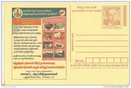 Meghdoot PC,Homi Motiff,2015, Not To Eat Open Food, Polluted Food By Mosquito, Bees - Umweltverschmutzung