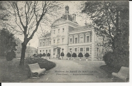 BAILLEUL - Maison De Santé - Pavillon Et Administration - France