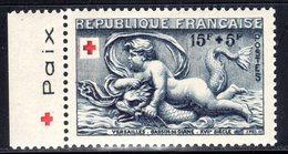 N° 938a Neuf** (Paix)  COTE= 25 Euros !!! - France