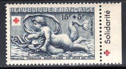 N° 938a Neuf** (Solidarité)  COTE= 25 Euros !!! - Oblitérés