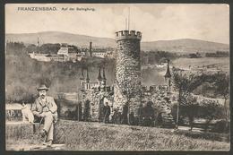 Czech Republic-----Franzensbad-----old Postcard - Tchéquie