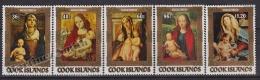 Cook Islands 1984 Yvert 810- 14, Christmas, Noël - MNH - Cook