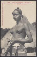 """AFRIQUE - SENEGAL - 1414 - CPA Etude N° 93 """" Jeune Fille Sossou """" Collection Génerale De L'A.O.F, Fortier - Dakar - TB - - Senegal"""