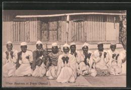 AK Village Musalman On Prayer - Ethniques & Cultures