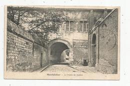 Cp , 80 , MONTDIDIER , Le Palais De Justice , Voyagée 1913 - Montdidier