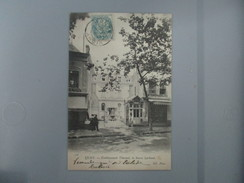 CPA 03 VICHY ETABLISSEMENT THERMAL LA SOURCE LARBAUD - Vichy