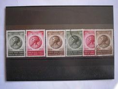 BELGIQUE - N° 991/93 ** (MNH) Et Oblitérés - SUPERBES - Belgium