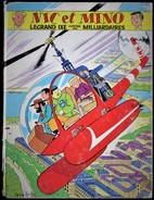Claude Dupré - Jean Hache - NIC Et MINO - N° 4 - Le Grand IXE Contre Les Milliardaires - Éditions HARDI - ( E.O. 1964 ) - Bücher, Zeitschriften, Comics