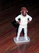 "Figurine Star Wars En Plomb Éditions Atlas N°14 ""Amiral Ackbar"" - Episode I"