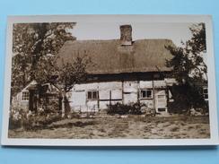 FARM - BOERDERIJ ( Identify ) ( Photo ? / Détail, Zie Foto's ) ! - Lieux