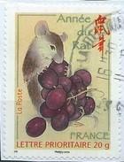 France / 2008 / N° 4131  L' Année Du Rat - France