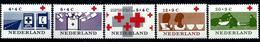 Nederland 1963: 100 Jaar Rode Kruis ** MNH - Nuovi