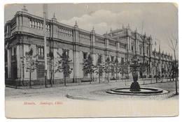 Chile - Moneda, Santiago - Ed. Eggers & Cia. Valparaiso - Chile