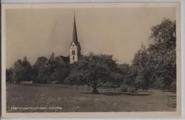 Herzogenbuchsee - Kirche - Photo: Guggenheim  No. 17565 - BE Berne