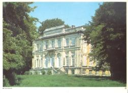 Photo ( Format A4) Du Château De WANNEGEM ( Oudenaarde)- Fiche Didactique Au Verso - Edition ELF Carburant - Collections