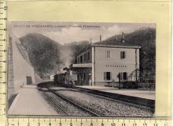 Acquasanta GE - Stazione - Fp - Genova (Genua)