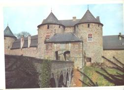 Photo ( Format A4) Du Château De CORROY - LE - CHATEAU  (Gembloux ) -  Fiche Didactique Au Verso - Edition ELF Carburant - Sammlungen