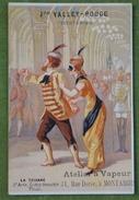 La Tzigane - 2ème Acte, Scène Dernière, Final - Publicité Pour Valley-Pouge, Teinturier à Montargis - Ve Gousserey Imp. - Altri