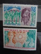 MALI Y&T N° 154 & 155 ** - Malí (1959-...)
