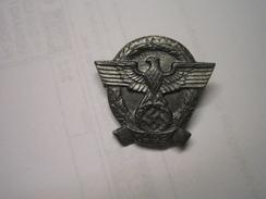 WHW-Reichsstrassensammlung, Polizei-Hoheitsabzeichen, Tieste 461 - 1939-45