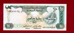 United Arab Emirates 10 Dirhams 1995 - Emirats Arabes Unis