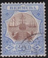 Bermuda      .       SG     .     40       .     O      .      Gebruikt   .    /    .     Cancelled - Bermuda