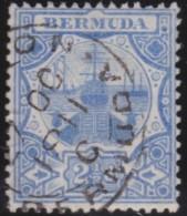 Bermuda      .       SG     .     41     .     O      .      Gebruikt   .    /    .     Cancelled - Bermuda