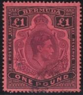 Bermuda      .       SG     .     121    .     O      .      Gebruikt   .    /    .     Cancelled - Bermuda