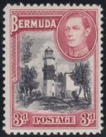 Bermuda     .       SG     .     114      .     *       .    Ongebruikt    .    /    .    Mint-hinged - Bermuda