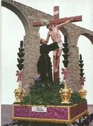 VILA  DO  CONDE  - PROCISSÃO  DE  CINZAS ANDOR  DA VISÃO  DE  SÃO  FRANCISCO - Holy Places