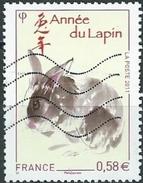 France / 2011 / N° 4531 L' Année Du Lapin - France