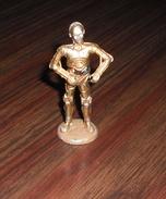 Figurine Star Wars En Plomb Éditions Atlas N°7 - C 3PO - Episode I