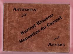 Anvers Monastere Du Carmel - Old Paper
