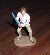 Figurine Star Wars En Plomb Éditions Atlas N°2 - Luke Skywalker - Episodio I