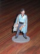 Figurine Star Wars En Plomb Éditions Atlas N°28 - Lando Calrissian - Episodio I